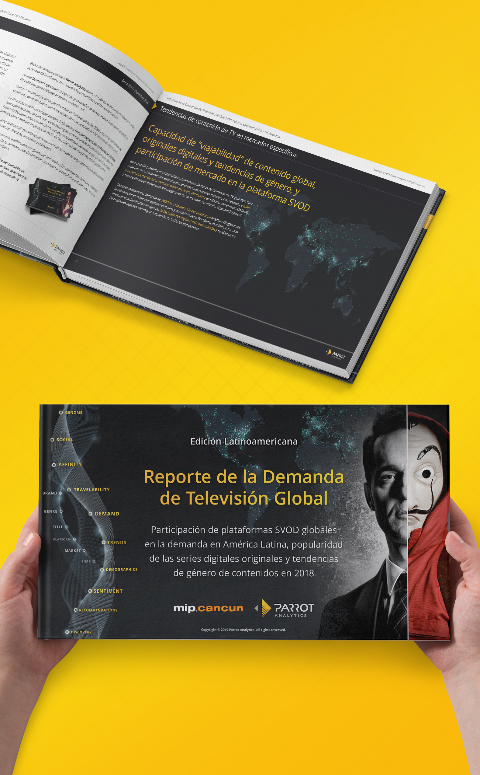 The Latin America Television Demand Report: Full Year 2018