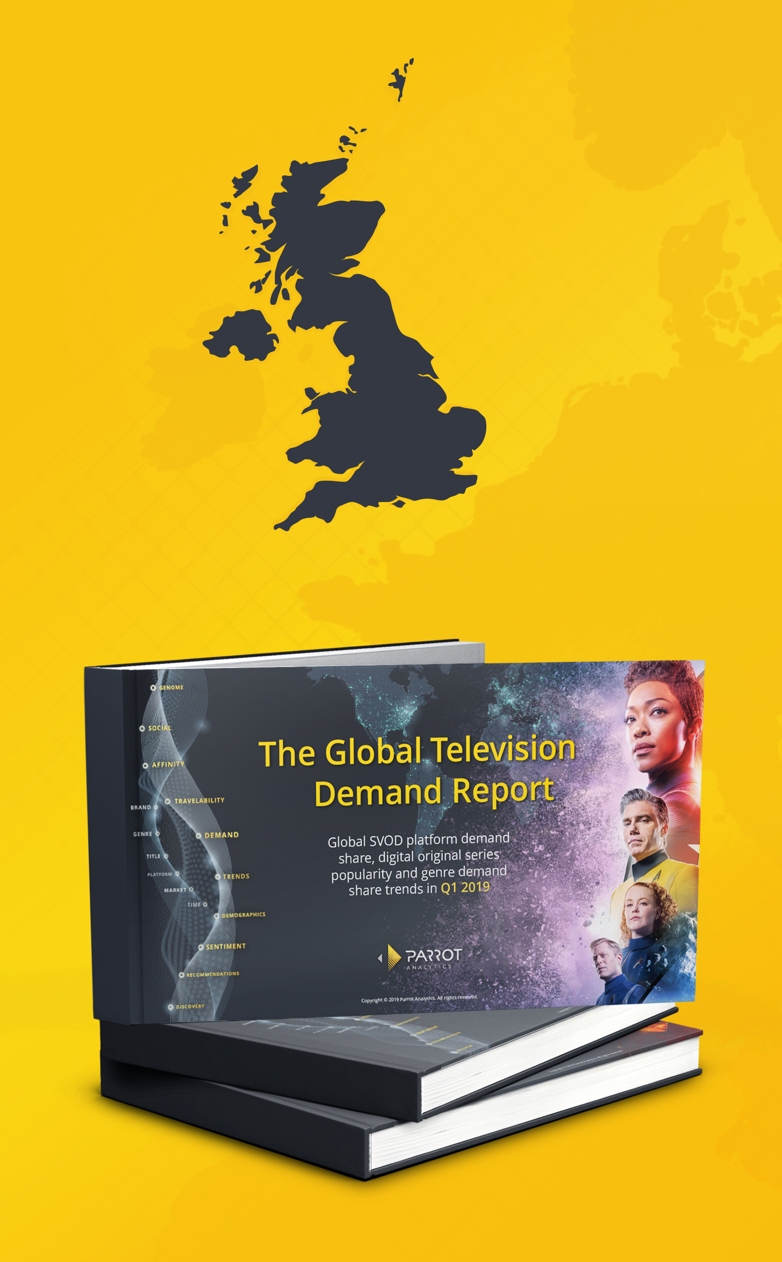 The United Kingdom SVOD Market Demand Report 2019