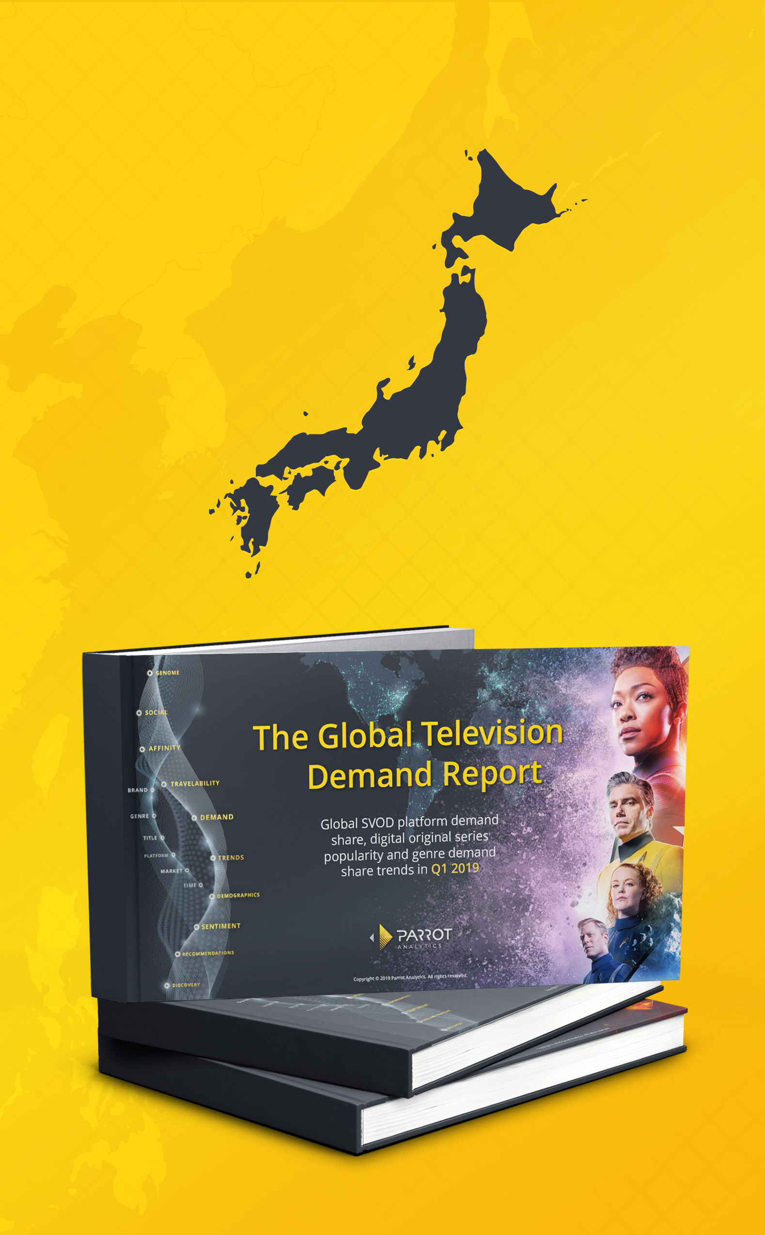 The Japan SVOD Market Demand Report 2019