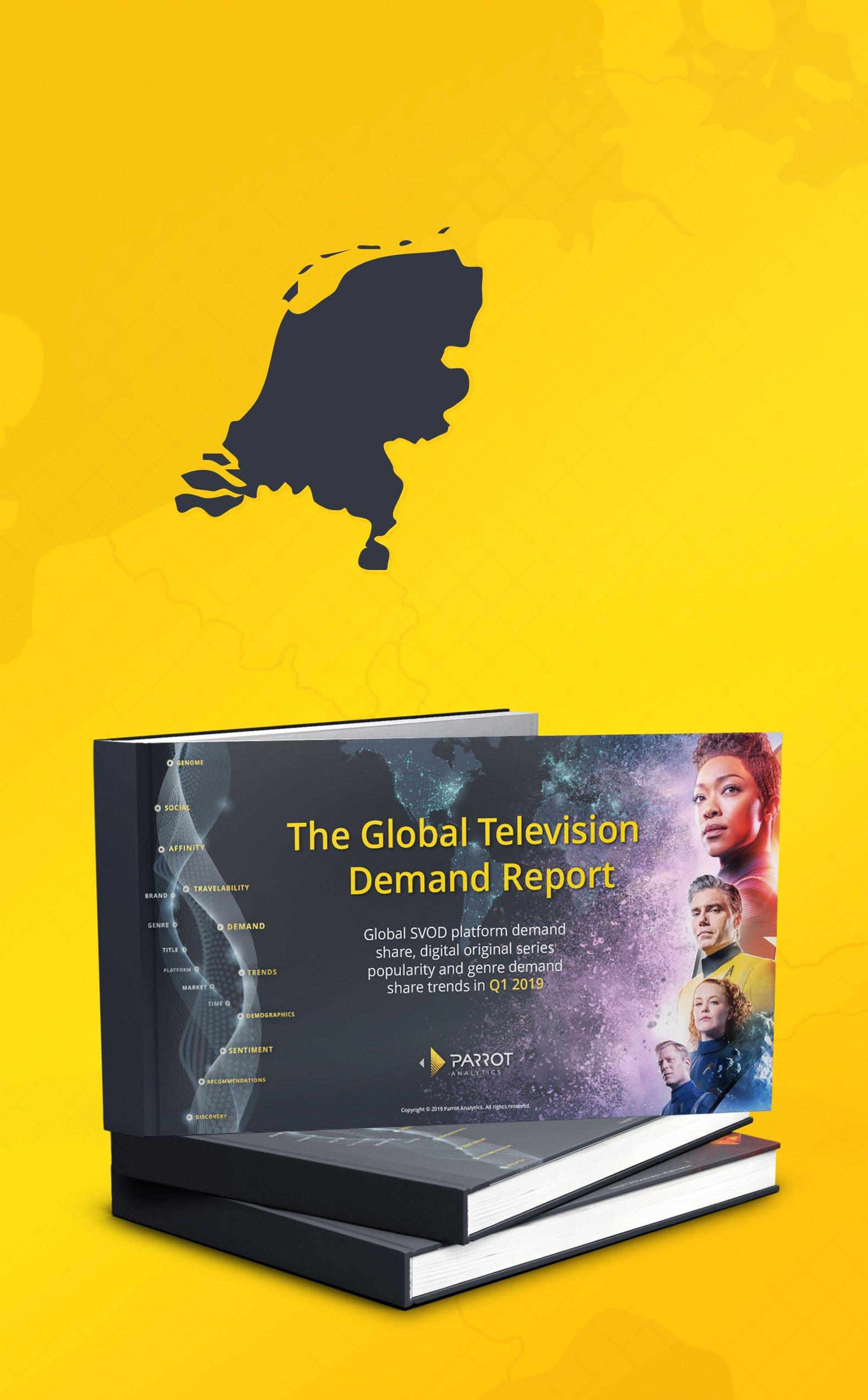 The Netherlands SVOD Market Demand Report 2019