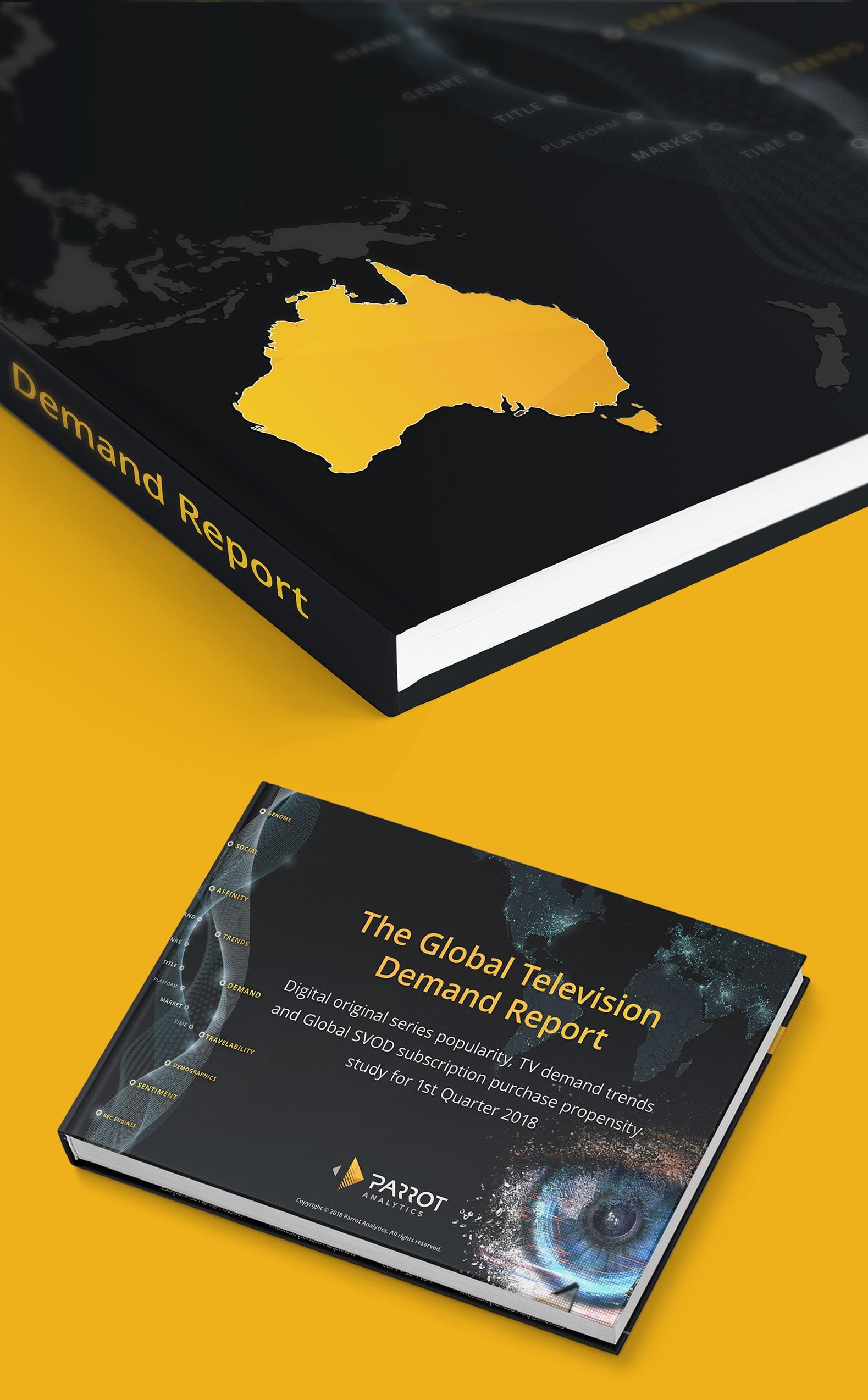 Australia Television Report: SVOD Demand and OTT Trends