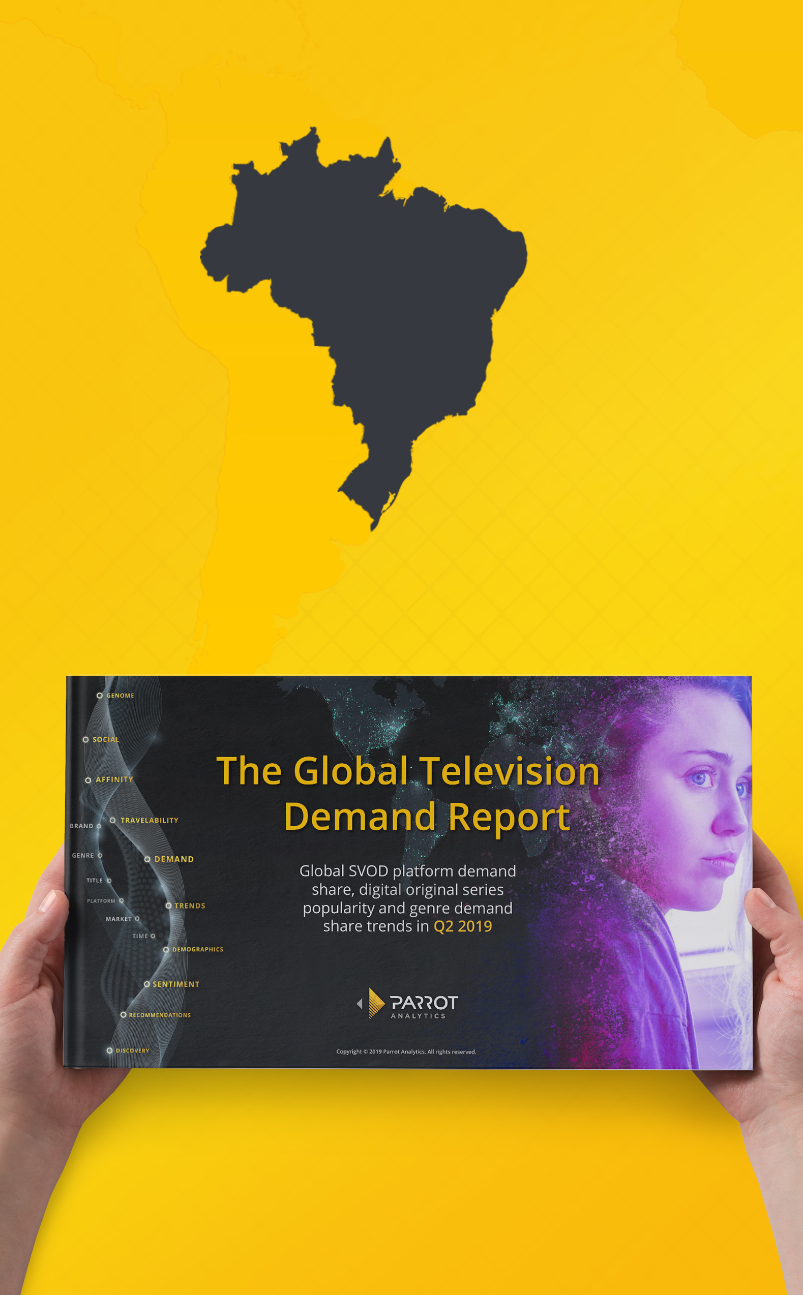 Brazil SVOD Market Share Demand Report 2019